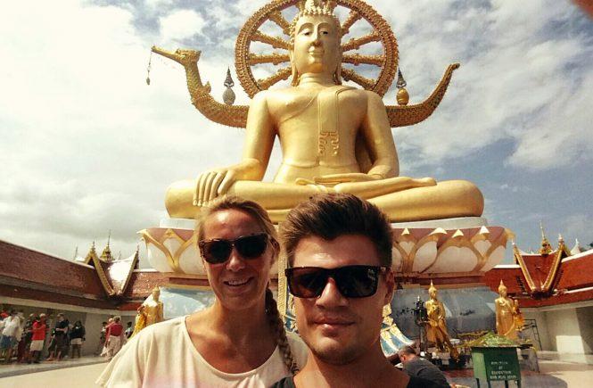 Big Buddha auf Kuh Samui